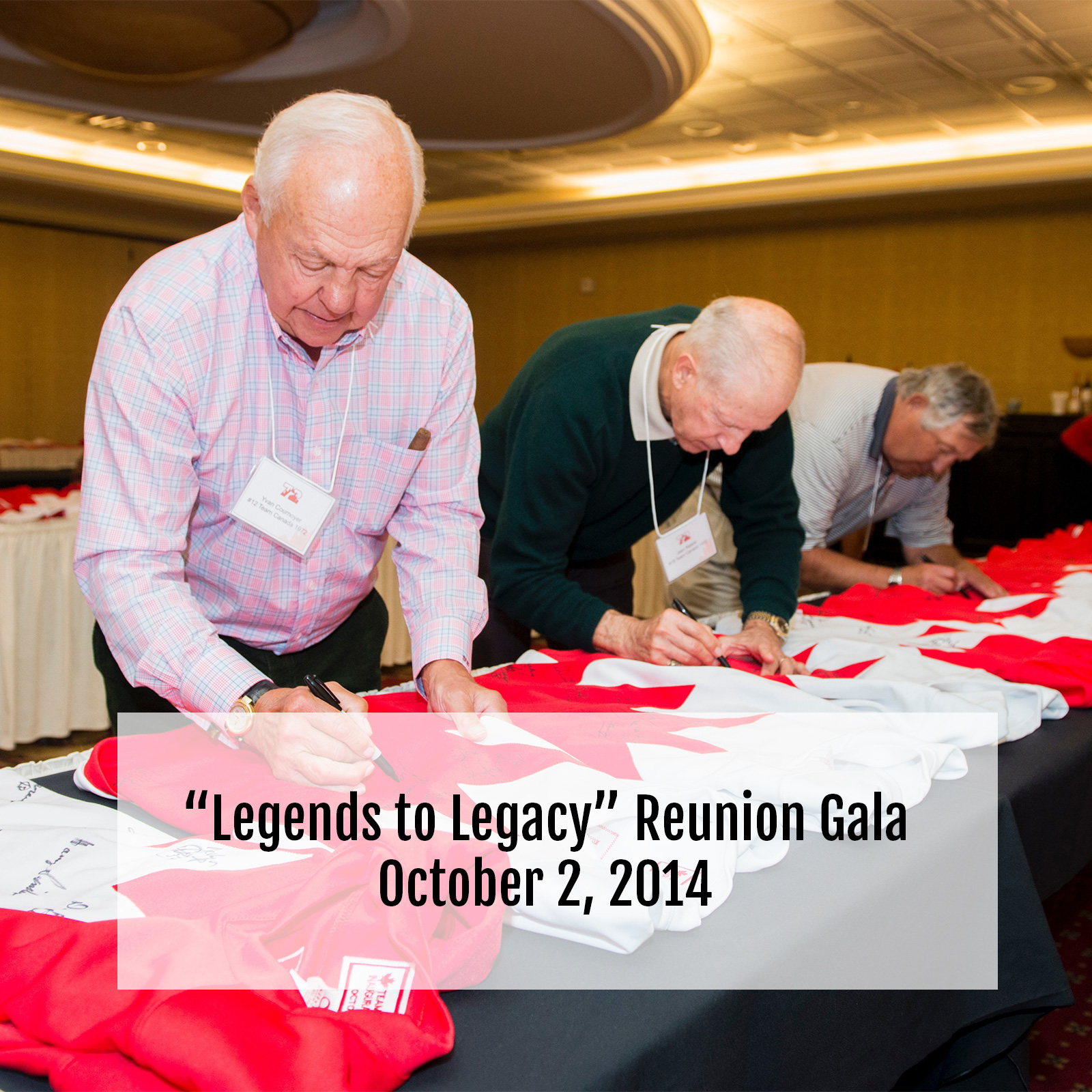Legends to Legacy Logo